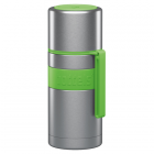 Boddels HEET Vacuum flask with cup Apple green, Capacity 0.35