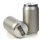 Yoko Design Isotherm Tin Can 280 ml, Soft touch