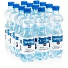 Spring Aqua gaseeritud allikavesi, 500 ml, 12-PACK