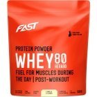 FAST HERA80 Vanilla Whey Protein Concentrate, 500 g