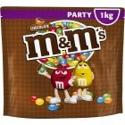 M & M'S Choco PARTY BAG chocolate bar, 1 kg
