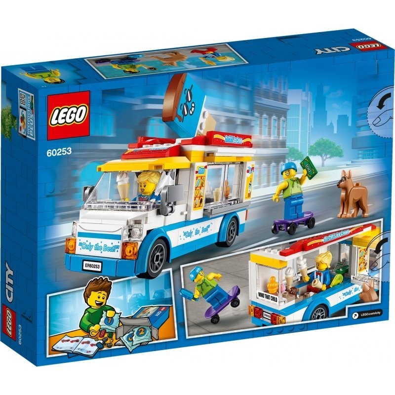 LEGO City Great Vehicles 60253 -