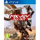 MX против ATV - All Out Game, PS4