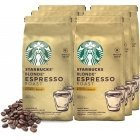 Starbucks Blonde Espresso Roast Кофе в зернах, 1,2 кг