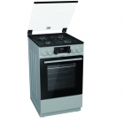 Gorenje Cooker K5341SJ Hob type Gas, Oven type Electric, Inox