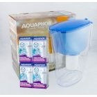 Aquaphor Standard 2,5l blue jug + B15 cartridge