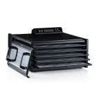 Food Dehydrator Excalibur 4548CDFB Black, 400 W, Number of