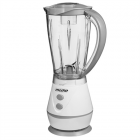 Mesko MS 4060 White/ grey, 500 W, Plastic, 1 L, Type Stand
