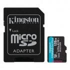 MEMORY MICRO SDXC 128GB UHS-I/W/ADAPTER SDCG3/128GB KINGSTON