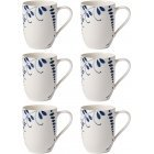 Кружка Villeroy & Boch Old Luxembourg Brindille, 3,7 дл, 6 шт.
