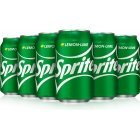 Sprite Lemon Lime USA, 355 ml, 12-PACK