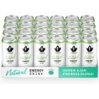 Puhastaja Natural Energy Apple energiajook, 330 ml, 24-pakk