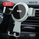 XO Gravity C31 Gravity Universal Car Air Vent Holder For Devices Black