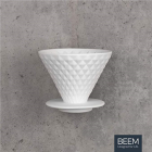 BEEM Coffee Filter with Stand 03377 Hand filter