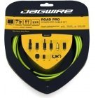 Jagwire Road Pro cable and shell set, green