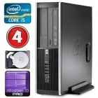 HP 8100 Elite SFF i5-750 4GB 320GB NVS295 DVD WIN10Pro