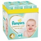 Pampers Premium Care Monthly Box Boy/Girl 4 168 pc(s)