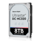 HDD Server WD/HGST Ultrastar 7K8 3.5'', 8TB, 256MB, 7200