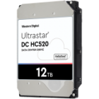 HDD Server WD/HGST Ultrastar HE12 3.5'', 12TB, 256MB, 7200