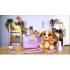Cry Pets Deluxe leaking dog plush doctor set