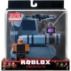Roblox Tower Battles ZED vehicle and figure