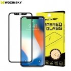 Wozinsky Tempered Glass 9H Extra Shock Screen Protector for Apple iPhone 12 / 12 Pro Full screen Black