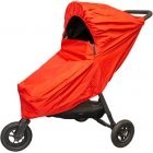 Anne & Mikael rain cover, for trolley / bogie, red