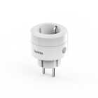 Hama WLAN socket basic without hub, for voice and App control, 2,300W, 10A