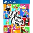 Just Dance 2021 game, PS4