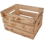 Atran Velo Woody Fruit box, wood