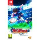 Captain Tsubasa: Rise of the New Champions game, Switch