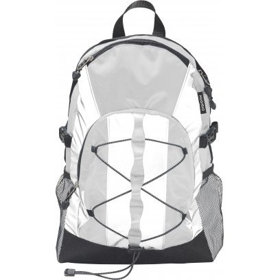 Attention - reflective backpack, 15 l, white