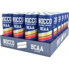 NOCCO Sunny Soda BCAA energy drink, 330 ml, 24-pack