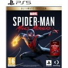 Marvel's Spider-Man: Miles Morales - Ultimate Edition Game, PS5