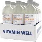 Vitamin Well Recover, 500 ml, 12-pack