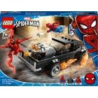 LEGO Super Heroes 76173 - Spider-Man and Ghost Rider vs. Carnage
