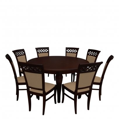 Extendable Dining Table 8 Chairs Frog Ee