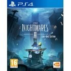 Little Nightmares 2 - DayOne Edition game, PS4
