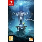 Little Nightmares 2 - DayOne Edition game, Switch