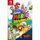 Super Mario 3D World + Bowser's Fury game, Switch