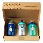 TOMMEE TIPPEE sports drink set 12m +, for boy, 3pcs., 447163