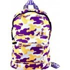 Monmon Wild Ones Angels Camo Recycled Backpack