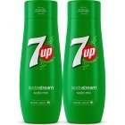 Sodastream 7 Up 440 ml soft drink concentrate, 2-PACK