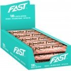 FAST Roasted Fudge protein bar, 45 g, 15-pack