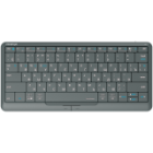 Click&Touch, wireless multimedia keyboard for Smart-TV with