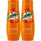 Sodastream Mirinda 440 ml soft drink concentrate, 2-PACK