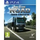 On The Road - Truck Simulator game, PS4