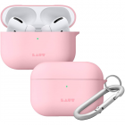 LAUT PASTELS for AirPods Pro Pink, Polycarbonate, Charging Case, Apple AirPods Pro