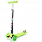 Tricycle scooter, green