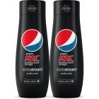 Sodastream Pepsi Max 440 ml soft drink concentrate, 2-PACK